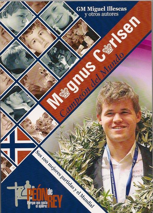 Magnus Carlsen. Peón de rey.