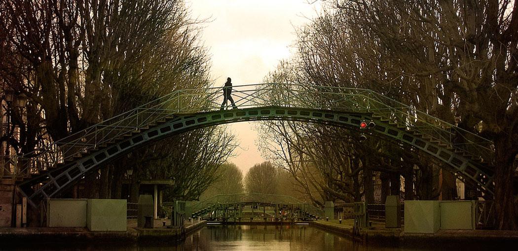 El arte de pasear por París