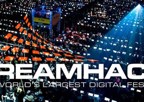 Gana dos entradas para Dreamhack