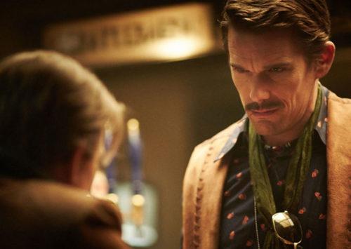 47 Festival de Sitges: #1 Scarlett, Ethan, y zombis (marineros, nazis y castores)
