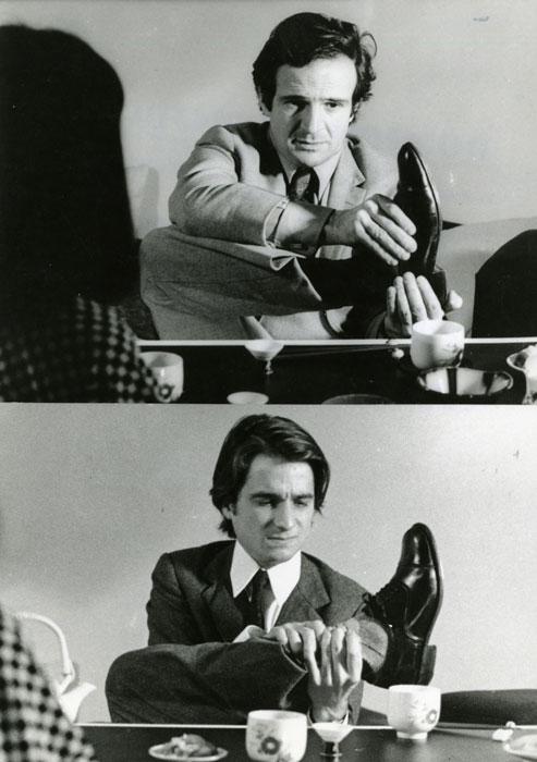 """Jean Pierre Leaud en """"Las aventuras de Antoine Doinel"""" (François Truffaut)"""
