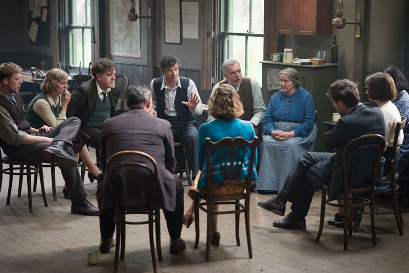 Jimmy's Hall (Ken Loach, 2014)