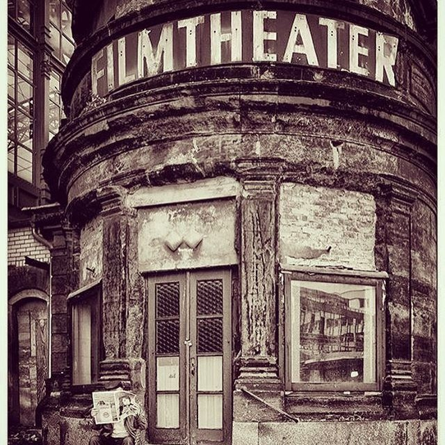 theatre oldtimes ancient cityscape oldcitylife film filmforever filmisalive urbanlife urbandecayhellip