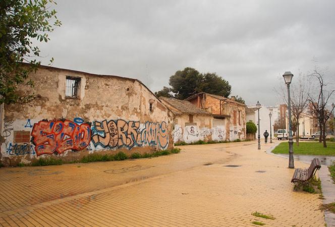 Alquería abandonada en el barrio de Nou Benicalap @Juanjo Hernández