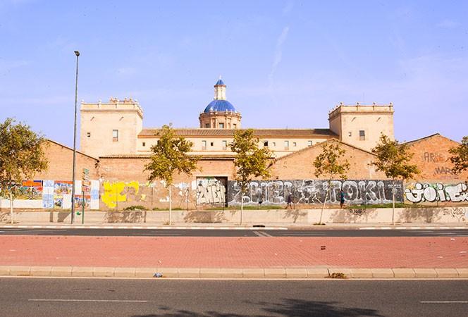 Monasterio de San Miguel de Los Reyes. Foto: Juanjo Hernández