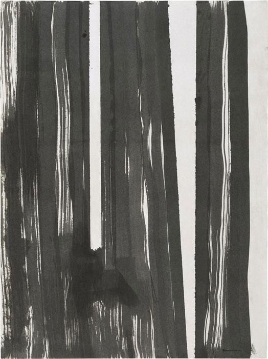 Untitled. Barnett Newman