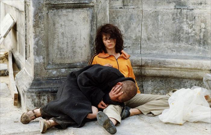Los amantes de Pont Neuf (Carax, 1991)