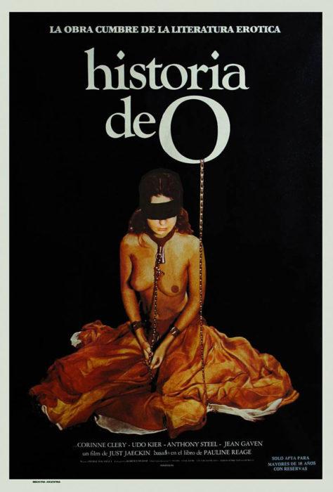 HISTORIA DE O (Histoire d'O, Just Jaeckin, 1975)