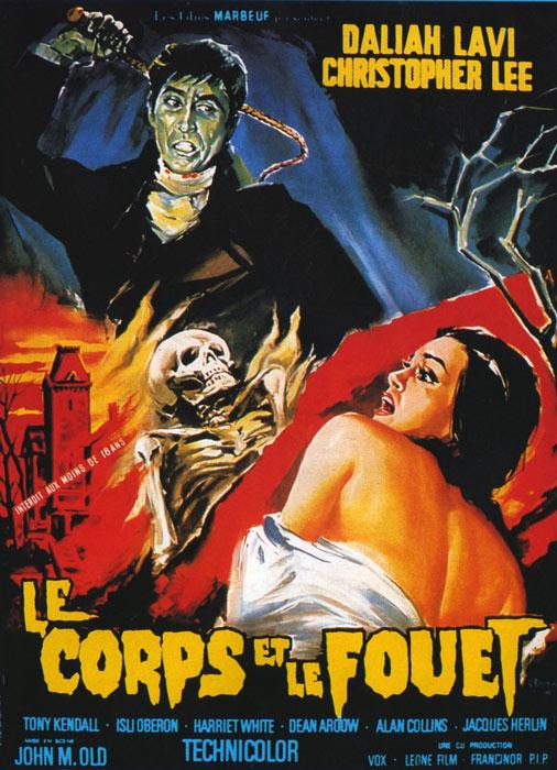 LA FRUSTA E IL CORPO (El cuerpo y el látigo, Mario Bava, 1963)