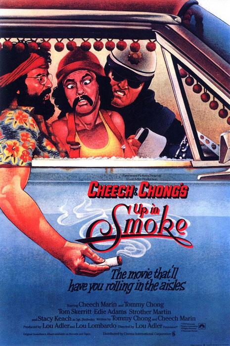 Como humo se va (Lou Adler, Tommy Chong, 1978)