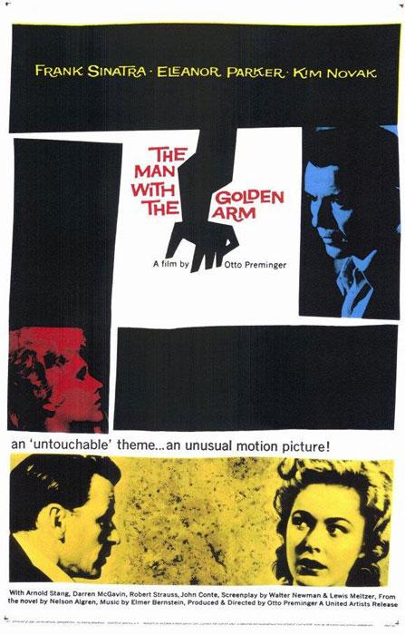 El hombre del brazo de oro (Otto Preminger, 1955)