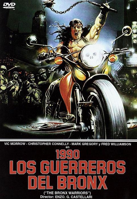 1990: Los Guerreros del Bronx (Enzo G. Castellari, 1982)