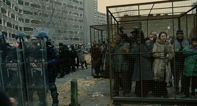 Hijos de los hombres (Alfonso Cuarón, 2006)