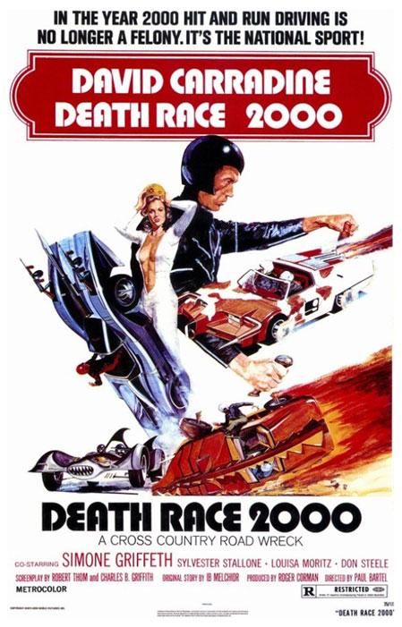 La carrera de la muerte del año 2000 (Paul Bartel, 1975)
