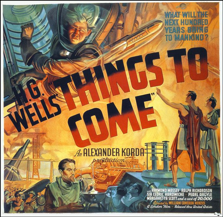 La vida futura (William Cameron Menzies, 1936)