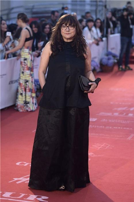 Isabel Coixet confesó que comparte estilista con Antony Hegarty.