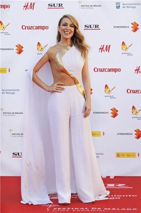 Silvia Abascal, decidida a postularse como protagonista de la versión cañí de X Men.