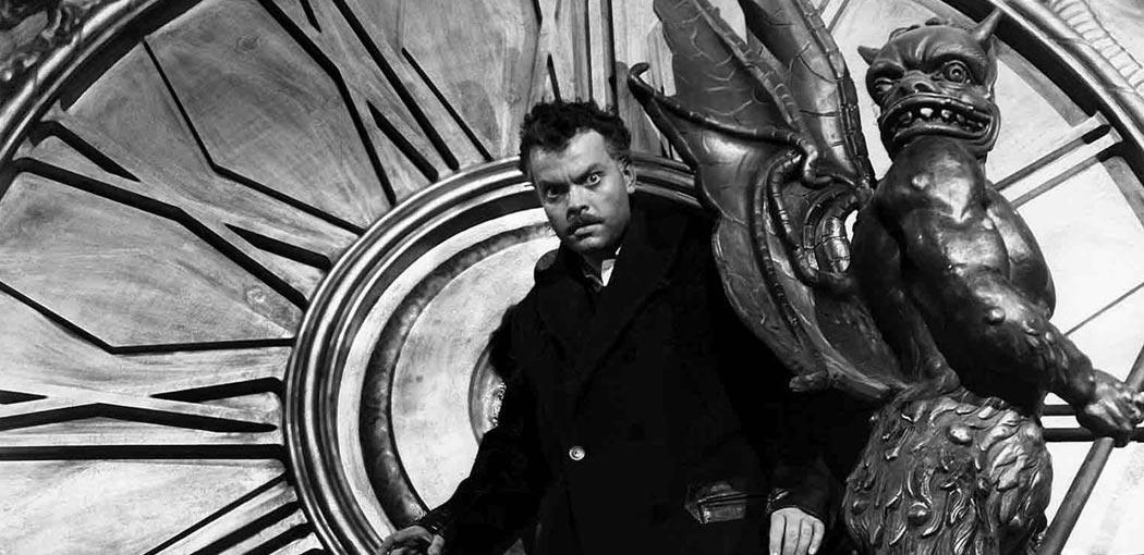 Hitchcock y Welles