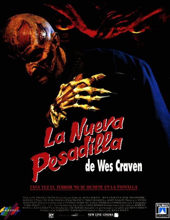 La nueva pesadilla de Wes Craven (Wes Craven, 1994)