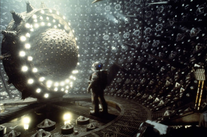 Horizonte final (Event Horizon, Paul W.S. Anderson, 1997)