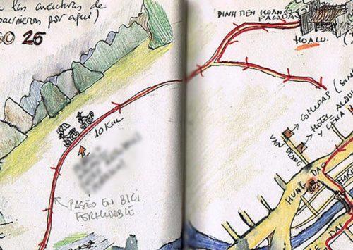 Sobre cuadernos de viaje