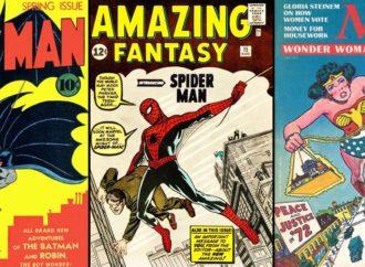 Los superhéroes nacieron en Nueva York