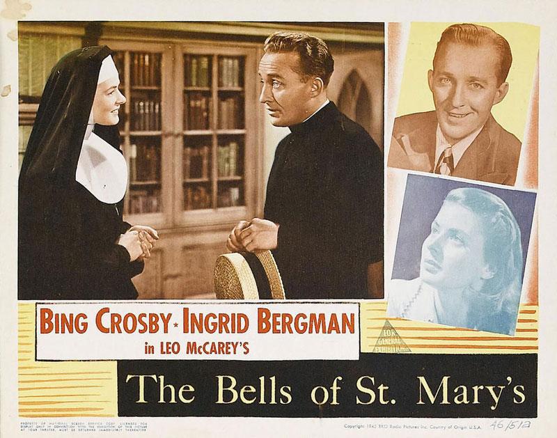 Las campanas de Santa María. Leo McCarey