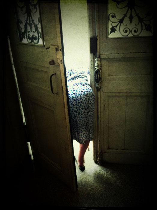 La porte ©Nacho Carbó