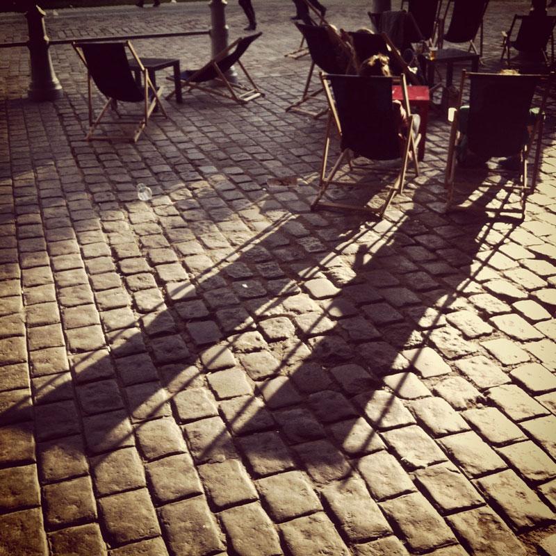 Au soleil ©Nacho Carbó