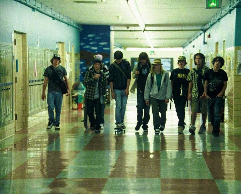 Los adolescentes son islas: archipiélago van Sant (Paranoid Park, 2007)