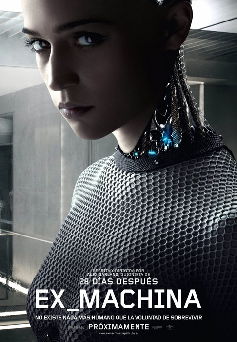 Ex Machina (Alex Garland, 2015)