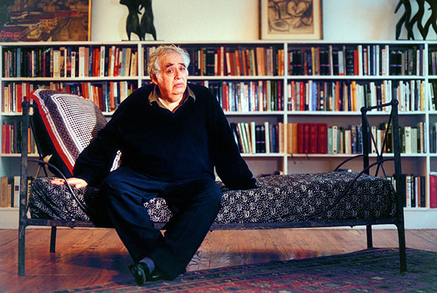 Harold Bloom, 1994. (Ted Thai/Time Life Pictures/Getty Images)