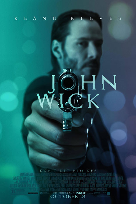John Wick (Chad Stahelski, 2014)