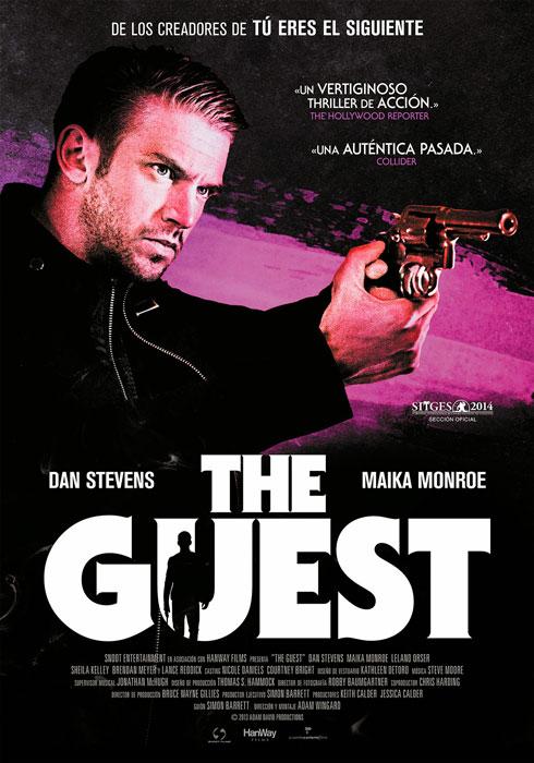 The Guest (Adam Wingard, 2014)