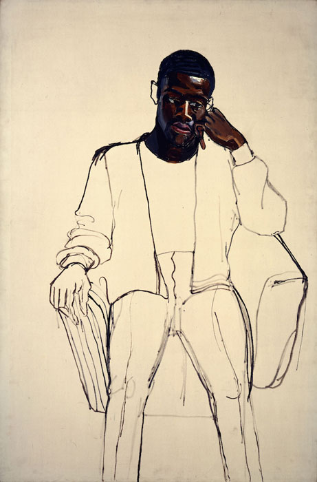 The Black Draftee (James Hunter), 1965
