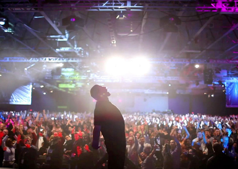 Tony Robbins (Joe Berlinger, 2016)