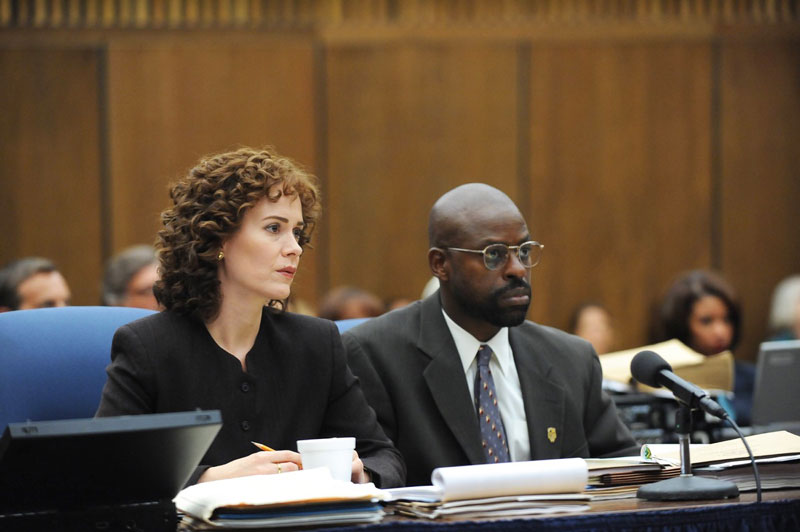 The People v OJ Simpson Sarah Paulson El Hype