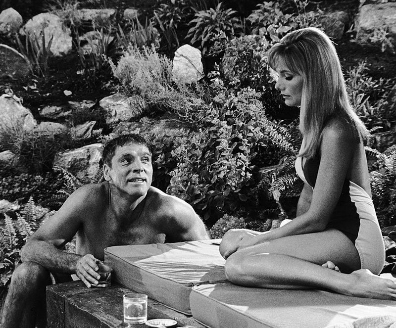 The swimmer (Frank Perry, 1968)