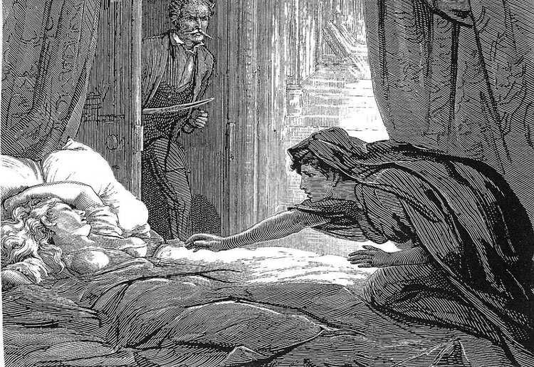 Carmilla (1872) de Sheridane LeFanu