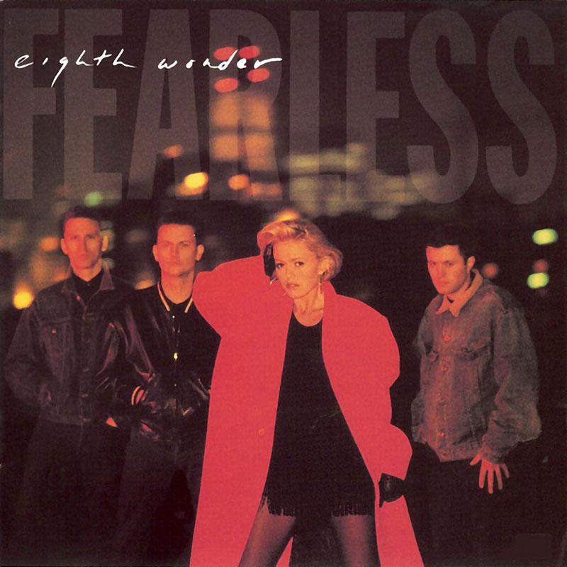 Fearless. Eight Wonder