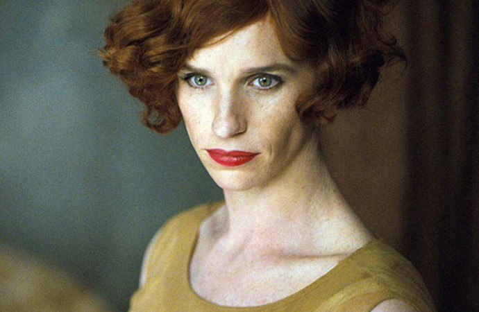 "Eddie Redmayne es ""The Danish Girl"""
