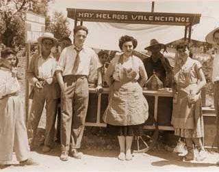 Helados La Ibense vintage
