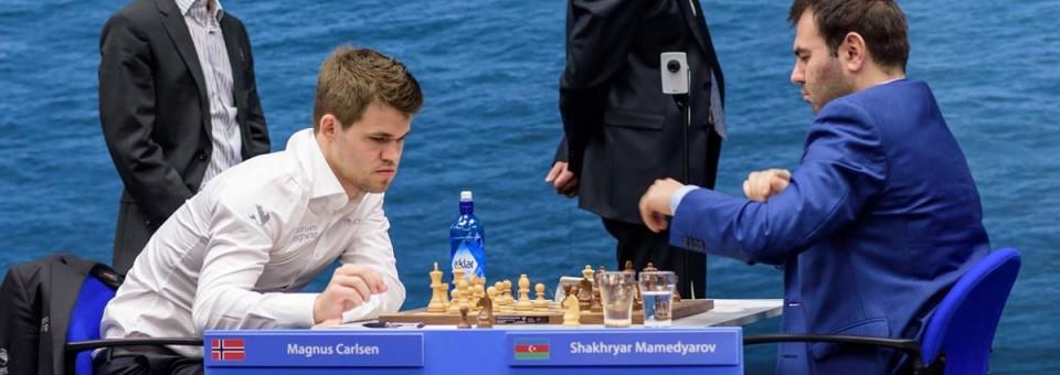 Carlsen, de nuevo arrollador