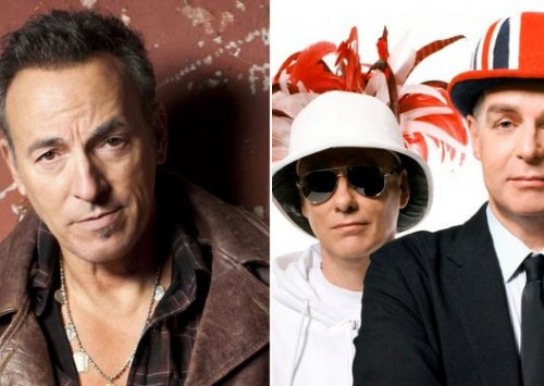 Bruce Springsteen vs Pet Shop Boys: la dupla de los prejuicios
