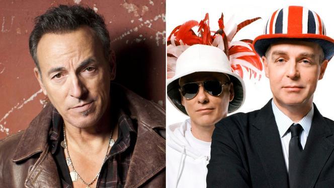Bruce Springsteen vs Pet Shop Boys: la dupla de los prejuicios