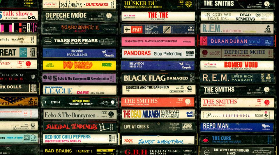 cassette store day El Hype