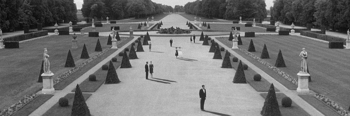 El año pasado en Marienbad (Alain Resnais, 1961)