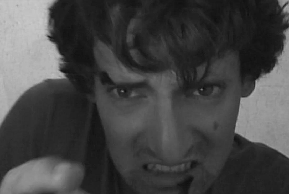 Fotograma del cortometraje El arma, de Jerónimo García Tomás