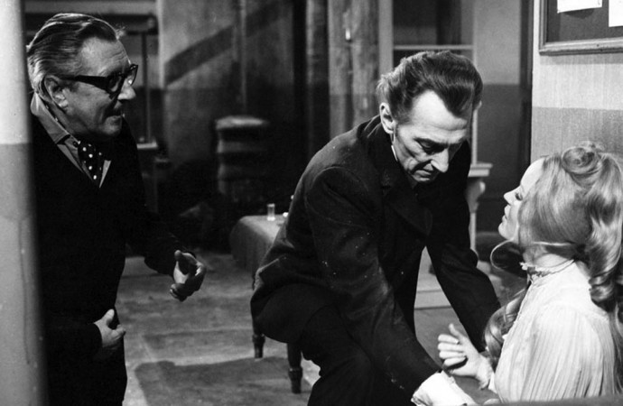 Inagotable Terence Fisher