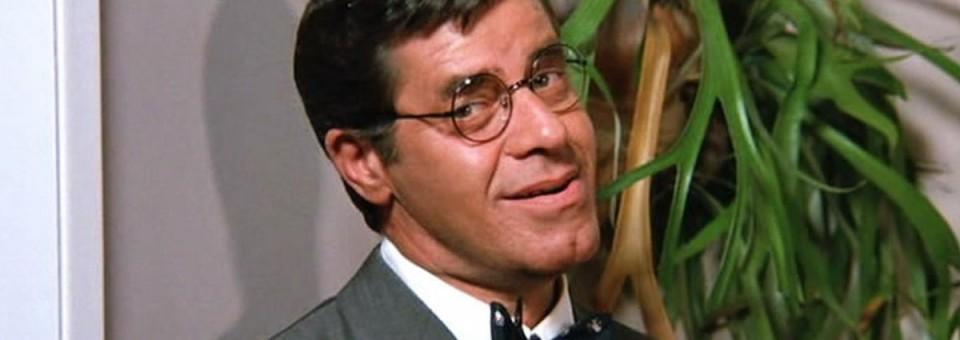 Jerry Lewis y el paso del tiempo